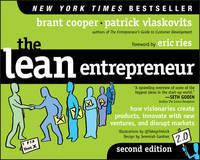 The Lean Entrepreneur by Brant Cooper