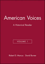 American Voices: v. 1 image