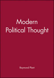 Modern Political Thought by Raymond Plant image