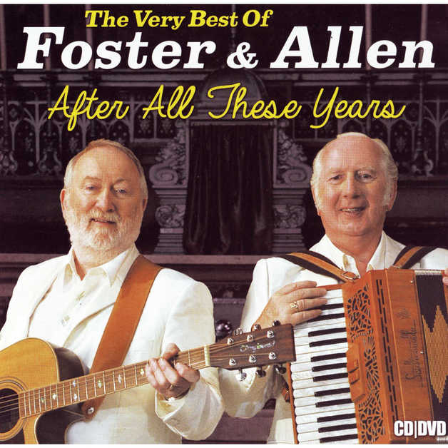 After All These Years (CD/DVD) on CD by Foster and Allen