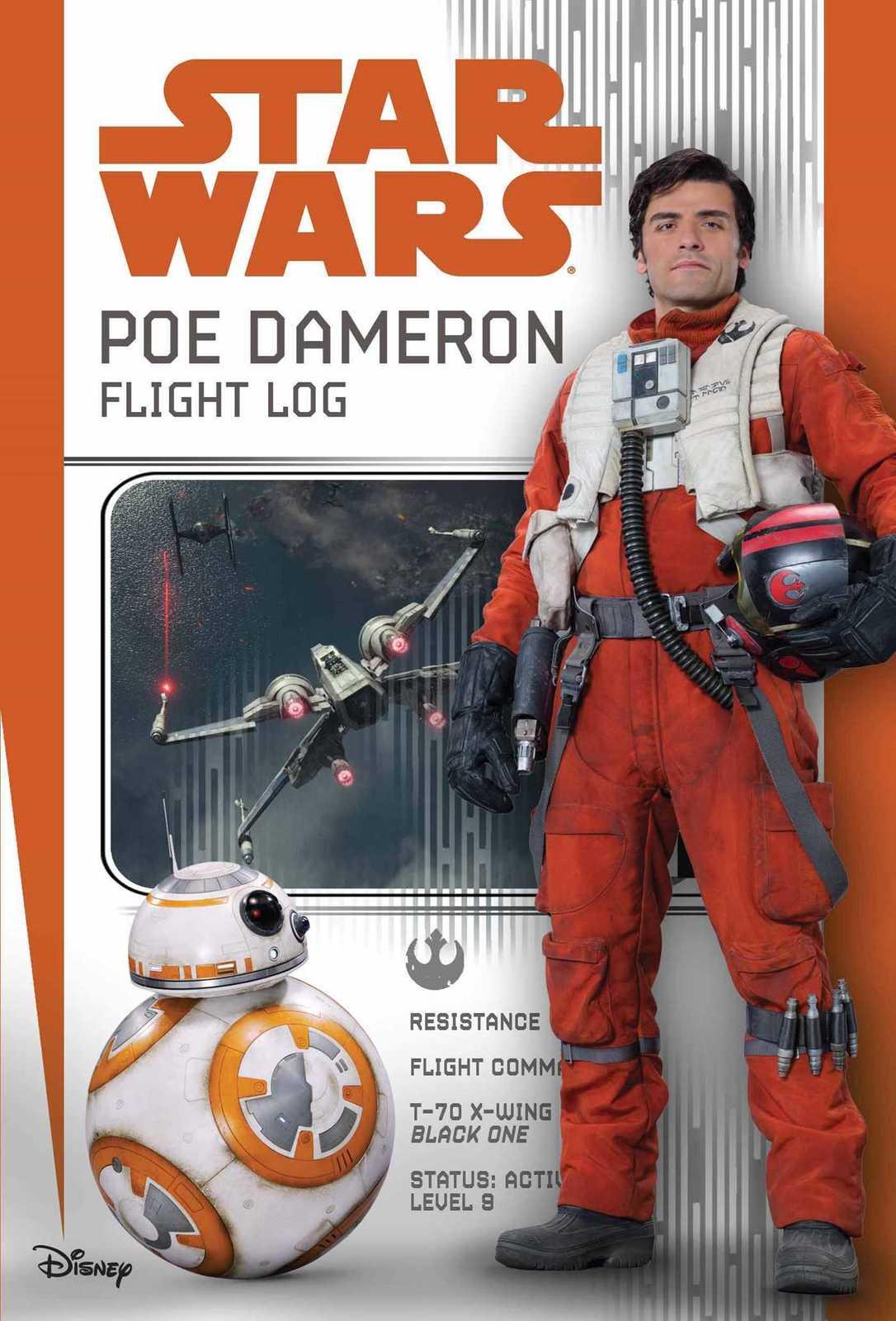 Star Wars: Poe Dameron: Flight Log by Michael Kogge image