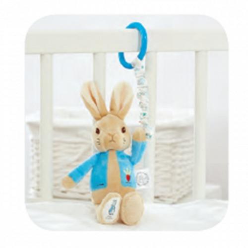 Peter Rabbit Jiggle Crib Attachable