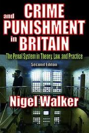 Crime and Punishment in Britain image