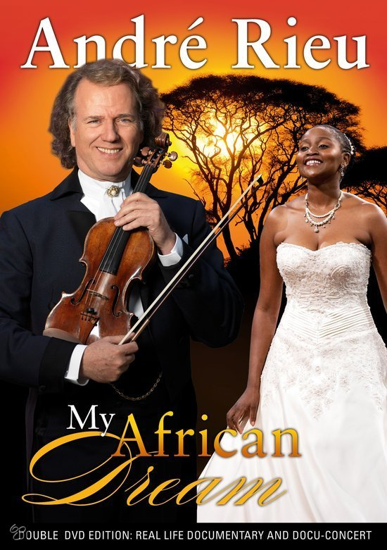 Andre Rieu - My African Dream (2 Disc Set) on  image
