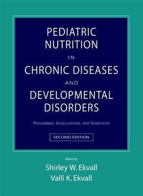 Pediatric Nutrition in Chronic Diseases and Developmental Disorders image