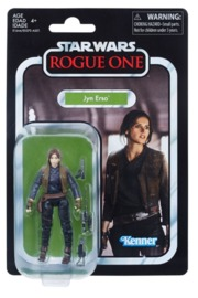 "Star Wars: 3.75"" Vintage Figure - Jyn Erso"