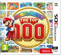 Mario Party: The Top 100 for Nintendo 3DS