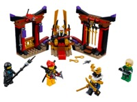 LEGO Ninjago - Throne Room Showdown (70651) image