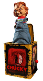 Child's Play: Scarred Chucky - Burst-A-Box
