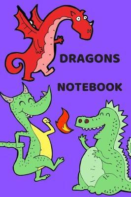 Dragons Notebook by Tom Reg