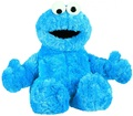 Sesame Street - Soft Toy Small Cookie Monsters