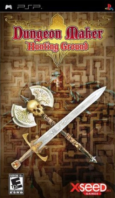 Dungeon Maker Hunting Ground for PSP