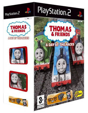 Thomas & Friends + EyeToy Camera for PlayStation 2