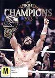 Night of Champions 2013 - WWE DVD