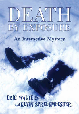 Death by Exposure by Eric Walters image