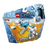 LEGO Legends of Chima - Frozen Spikes (70151)