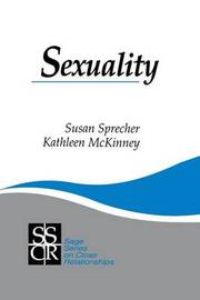 Sexuality by Susan Sprecher image
