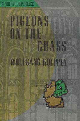 Pigeons on the Grass by Wolfgang Koeppen
