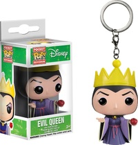 Disney - Evil Queen Pocket Pop! Keychain