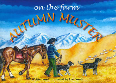 On the Farm, Autumn Muster by Lee Lamb