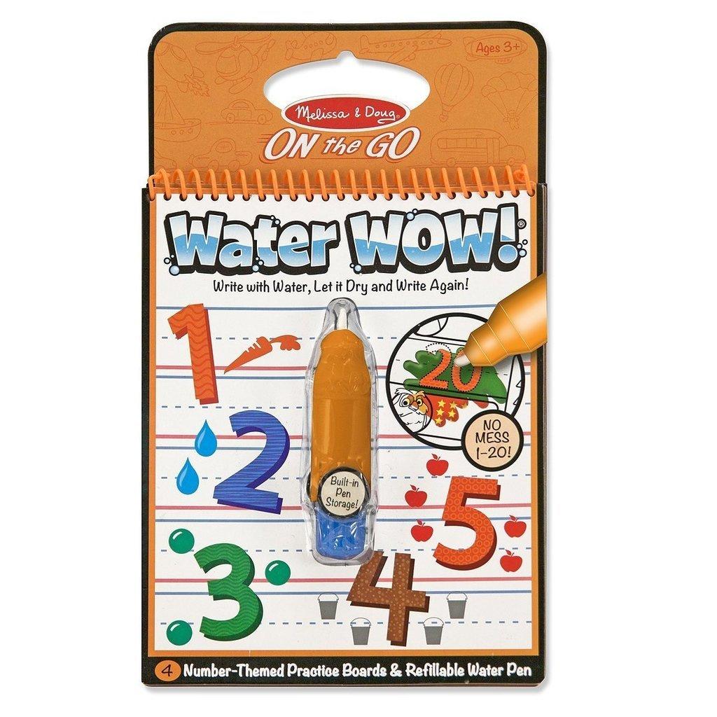 Melissa & Doug: Water WOW! Numbers image