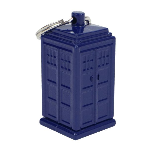 Doctor Who - Tardis Emergency Fund Keyring