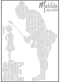 Spineless Classics Matilda Print (70 x 100cm)