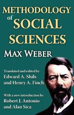 Methodology of Social Sciences by Max Weber