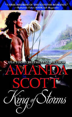 King Of Storms by Amanda Scott image