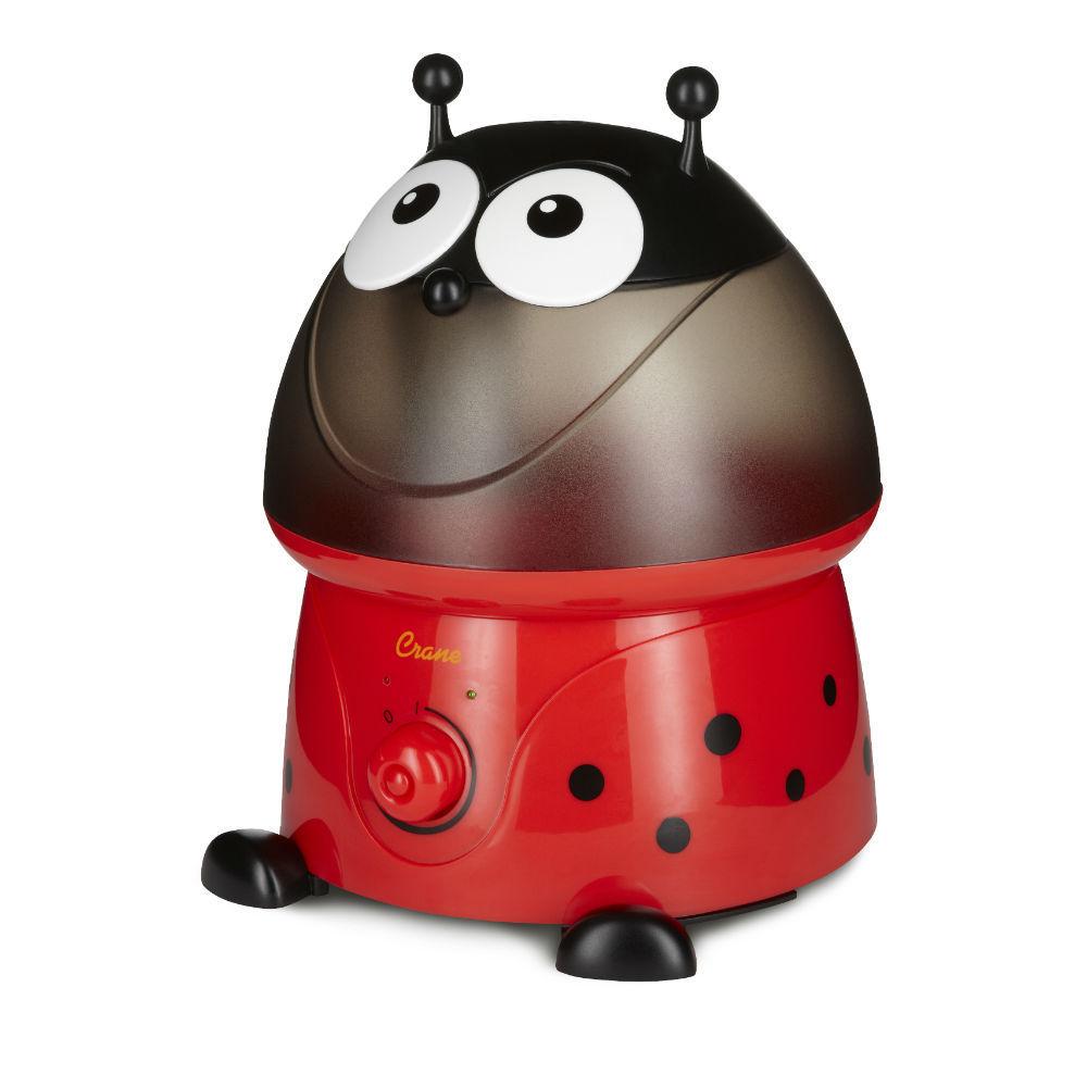 Crane Ultrasonic Humidifier - Ladybug image