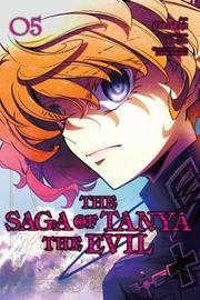 The Saga of Tanya the Evil, Vol. 5 (manga) by Carlo Zen
