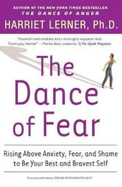The Dance Of Fear by Harriet Lerner image