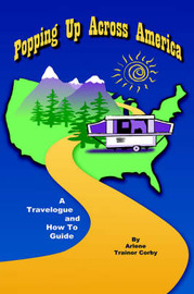 Popping Up Across America by Arlene, Trainor Corby image