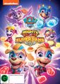 Paw Patrol: Mighty Pups - Super Paws on DVD