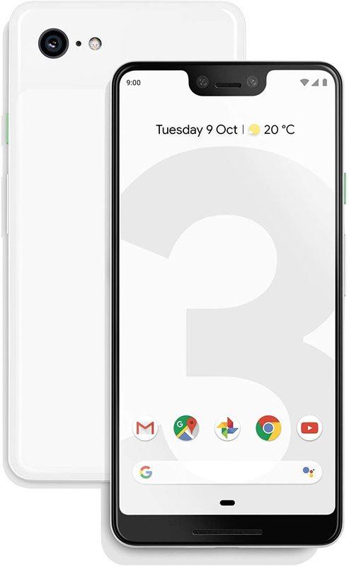 Google Pixel 3XL 64GB - White [Genuine Refurbished]