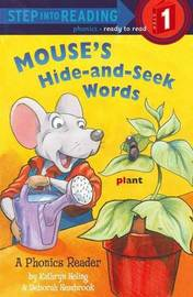 Sir 4/6 Yrs: Reading Mouse's Hide &: A Phonics Reader by Heling & Hembrook image
