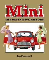 Mini: The Definitive History by Jon Pressnell image