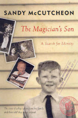 The Magician's Son by Sandy McCutcheon image
