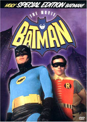 Batman - The Movie on DVD
