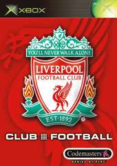 Club Football Liverpool for Xbox