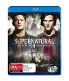 Supernatural - The Complete Fourth Season on Blu-ray