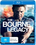 The Bourne Legacy on Blu-ray