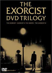 The Exorcist Collection on DVD