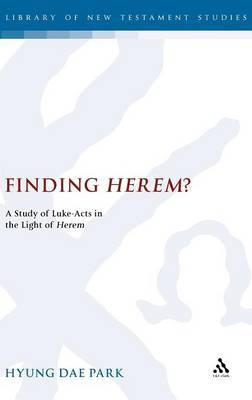 Finding Herem? by Hyung Dae Park