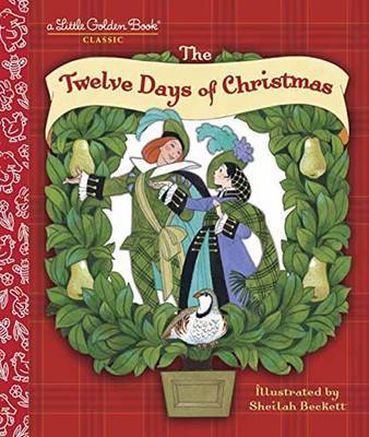 LGB The Twelve Days Of Christmas by Sheilah Beckett