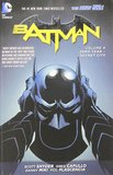 Batman Volume 4: Zero Year - Secret City TP (The New 52) by Scott Snyder