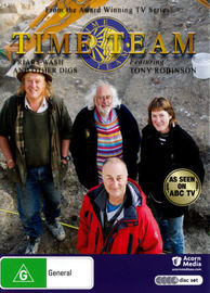 Time Team - Friars Wash & Other Digs - Series 16 on DVD