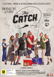 The Catch on DVD