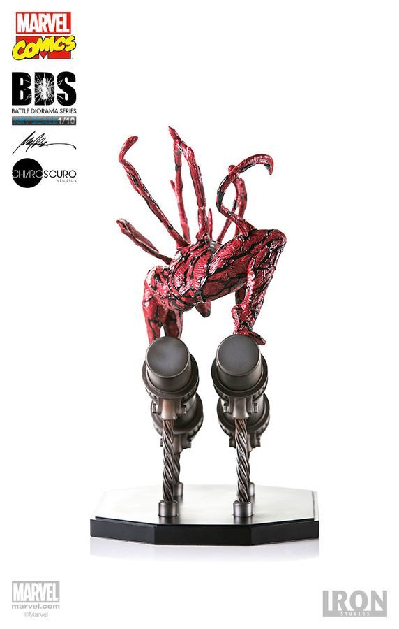 Marvel: Carnage - 1:10 Scale Statue image