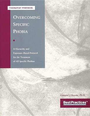 Overcoming Specific Phobia The by * Anonymous image